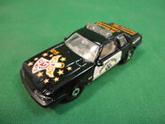 2015 Matchbox Pennsylvania Collectors Club Christmas Police Car