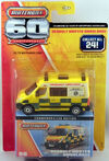 60th Anniversary 06 Renault Master Ambulance