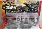Battle Kings Two Pack (2008 A.R.V Hummer)