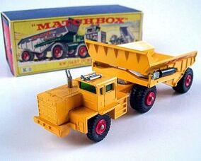 KW-Dart Dump Truck (1964)