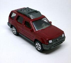 Nissan Xterra (2018 MB543 Modified)