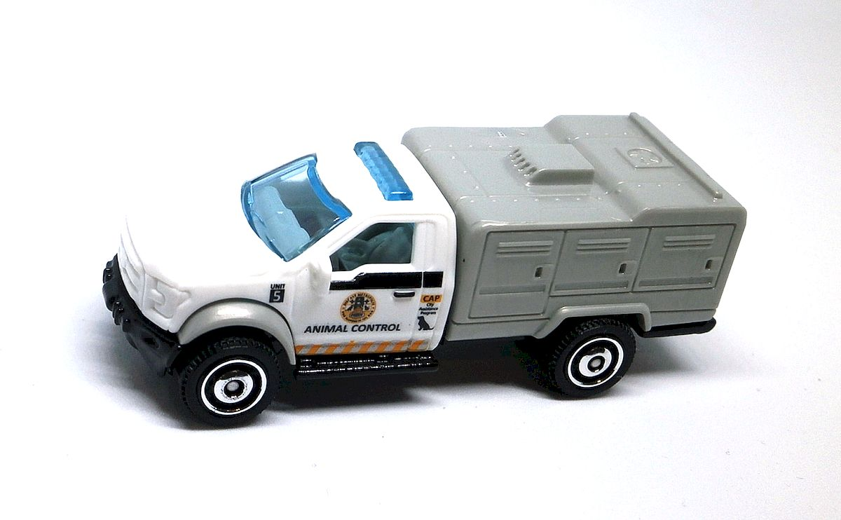 Ford F 150 Animal Control Matchbox Cars Wiki Fandom