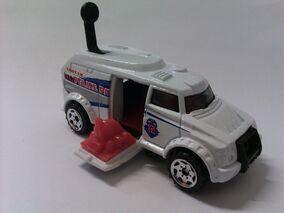 MBX Robot Truck