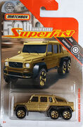 2019Mercedes6x6GoldCarded