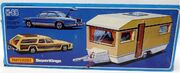 Caravan Touring Set (K-69 Rear side Box A)