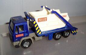 DAF Skip Truck (2010 BlueWhite)
