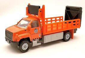 GMC 3500 Attenuator Truck (2019 RWR NEW)