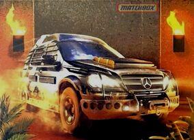 Mercedes-Benz ML320 (2018 Jurassic World Image)