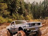 Custom '68 Mustang Mudstanger