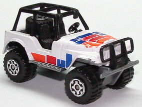 4 X 4 Off Road Jeep whtR