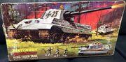 King Tiger Tank (K-104 rear side Box)