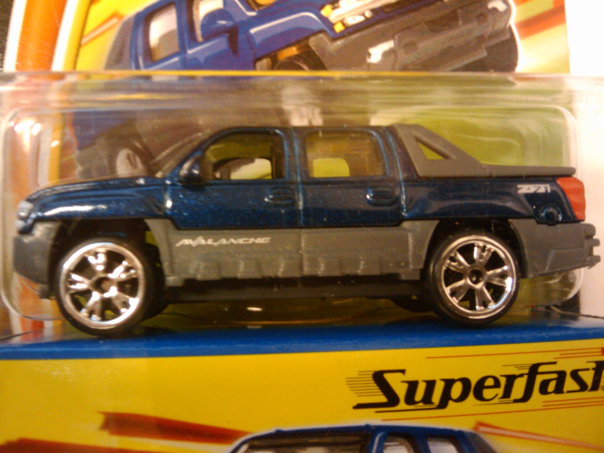 Chevrolet Avalanche Matchbox Cars Wiki