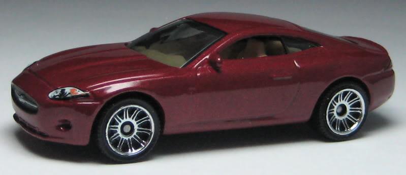 New Jaguar XK (2006)