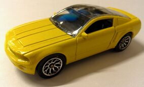 MBX Metal Ford Mustang GT