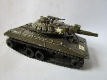 1976-78 GB Battle Kings K-109 M-551 Sheridan