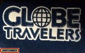 2018 Matchbox Globe Travelers (Logo)