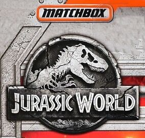 Jurassic World (2018 Series Logo)