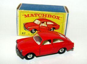 Volkswagen 1600 TL (1967-69 Red)
