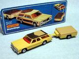 Dodge Monaco and Trailer (K-68)