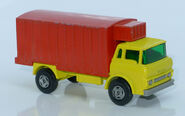 GMC Refrigerator truck (4920) MX L1210101