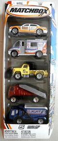 City Services (2005 5 Pack)