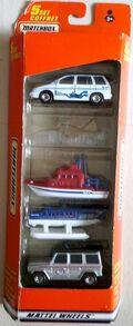 Sea Explorer (1999 5 Pack)