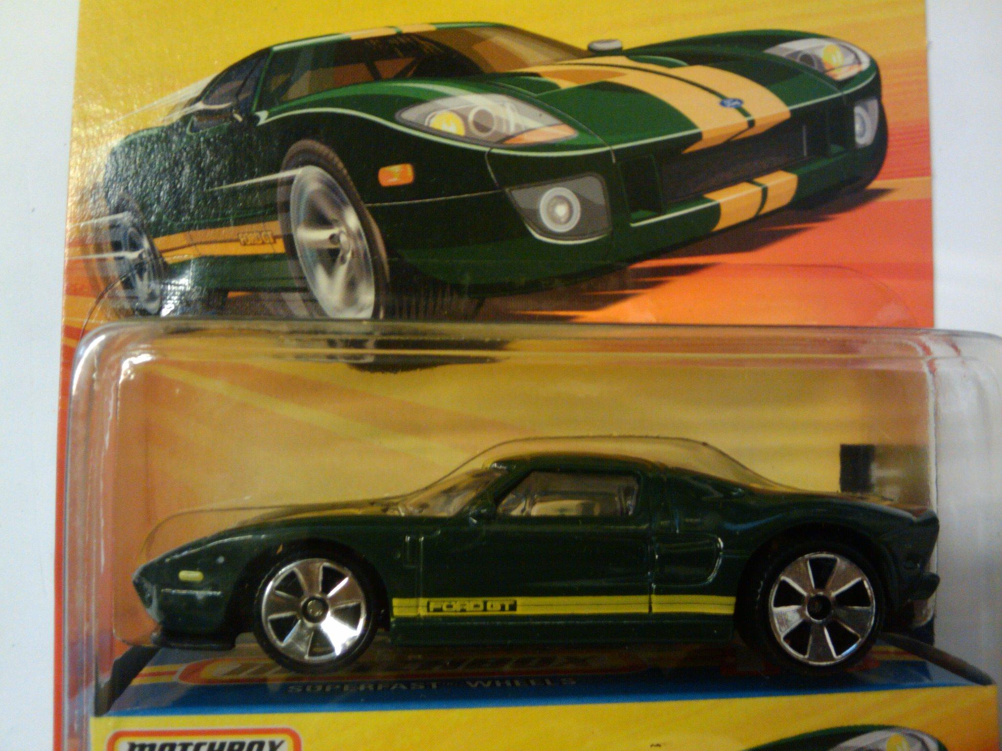 Superfast Ford Gt Green Jpg