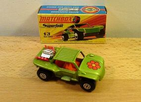 Baja Buggy (1971-77 MB13)