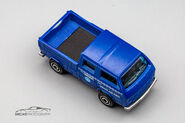 FWM62 - Volkswagen Transporter Crew Cab Smooth Bed-1-2