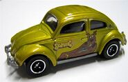 62 VW Beetle (Scooby-Doo)