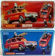 Range Rover Fire Control (Version Box K-64)