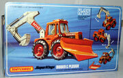 Digger and Plough (K-25 1977-80 rear side box)