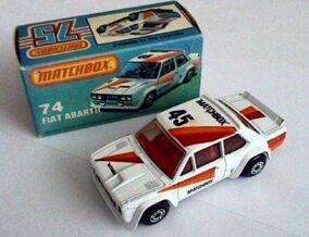 Fiat Abarth (82-83)