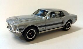 2011 Heritage Classics '68 Ford Mustang GT CS