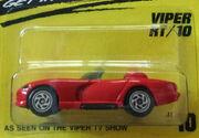 Dodge Viper RT 10 Red Super Fast