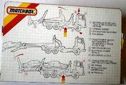 Leyland Car Recovery (K-140 Rear side Box)