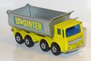 8 wheels tipper (4515) MX L1190264
