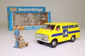 Dodge Delivery Van (K-11)