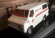 Dodge Delivery Van (K-11 Ambulance)
