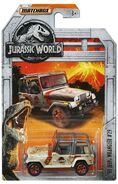 Jeep Wrangler (Jurassic Worls 2018 No Top)
