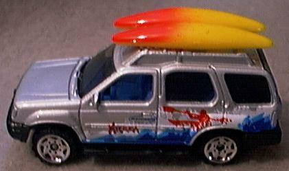 Image Nissan Xterra Jpg Matchbox Cars Wiki Fandom Powered By Wikia