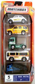 City Transport (2006 5 Pack)