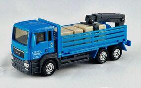 Man TGS Flatbed Cargo Hauler (2009 RWR)