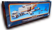 Racing Car Transporter (K160 F1 Racer Rear side box