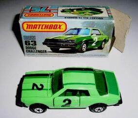 Dodge Challenger (Mitsubishi)