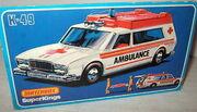 Ambulance (Super Kings Version box)
