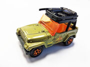 Jeep Wrangler 1998 - 2013