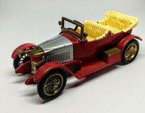 1914 Prince Henry Vauxhall (Y-2, red)