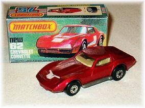 Chevrolet Corvette MB-62