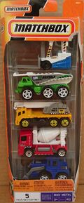 5-Pack - (2007) - -11 - Construction